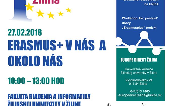 Seminár Erasmus+ v nás a okolo nás