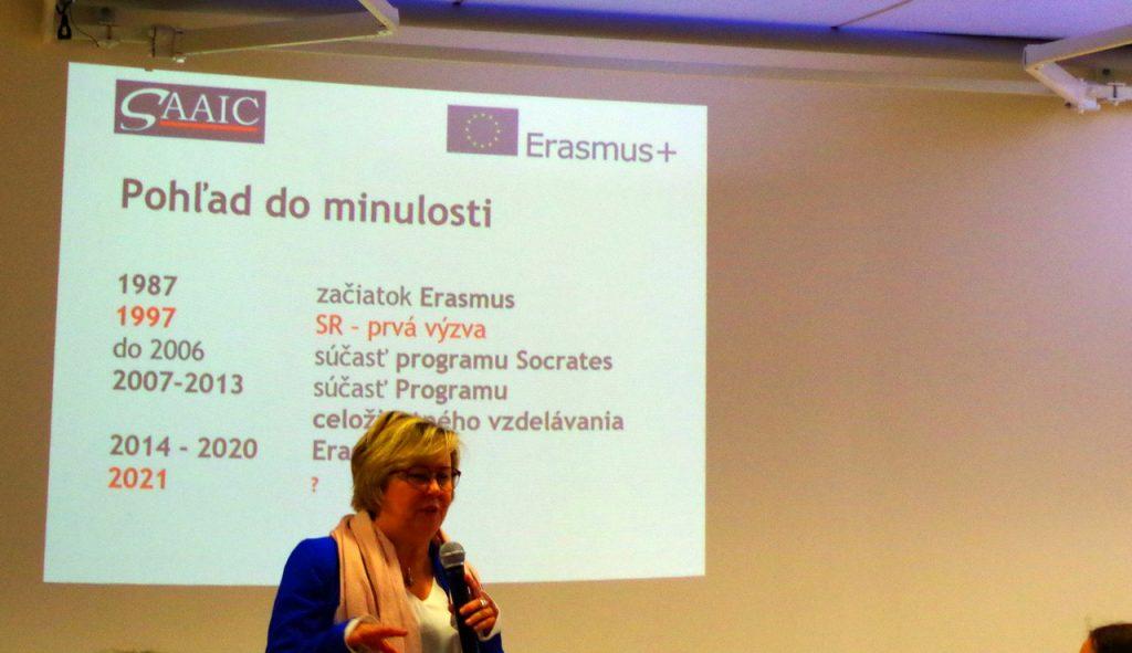 Národná agentúra programu Erasmus+