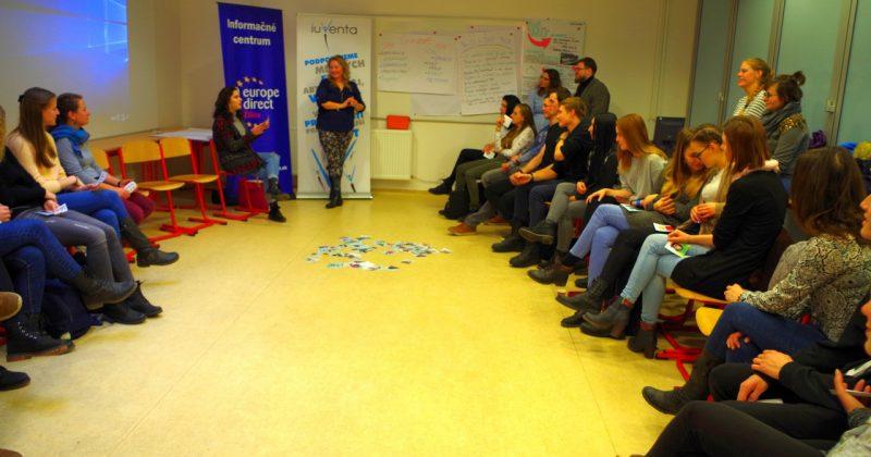A seminár Erasmus+ v nás a okolo nás je minulosťou