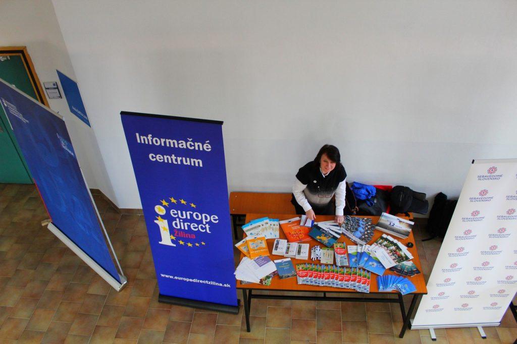 Informačné centrum Europe Direct Žilina