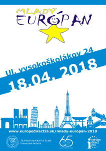 Mladý Európan 2018