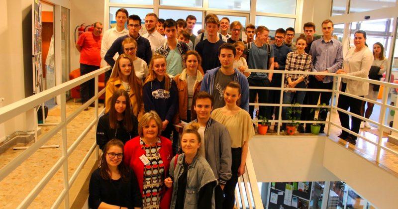 """Premiéru regionálnej súťaže """"Mladý Európan 2018"""" v EDIC Žilina – UK UNIZA máme úspešne za sebou…"""