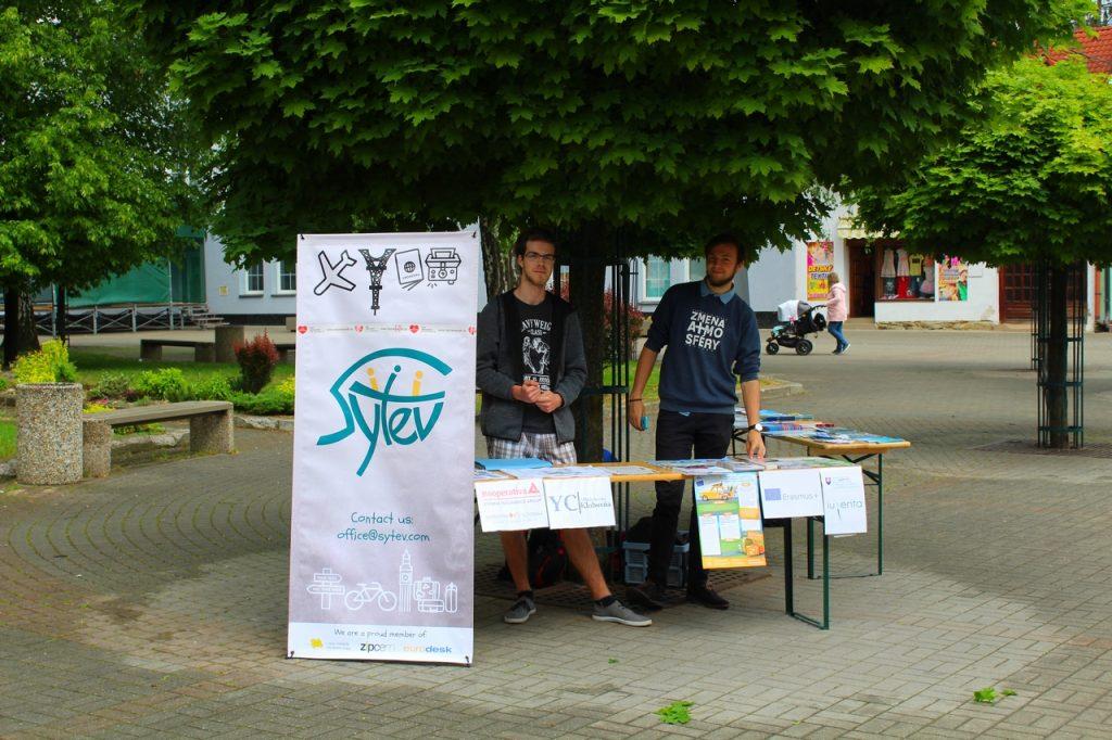 Sytev - Mládežnícka klubovňa