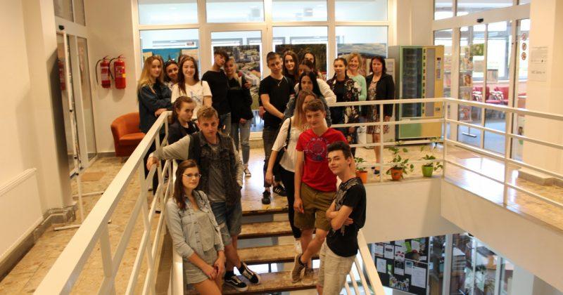 Návšteva Hotelovej akadémie Žilina 27.06.2018