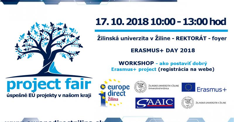 Project fair 2018