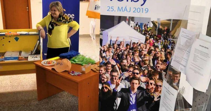 Informačný deň Europe Direct Žilina – Klientske centrum MsÚ Žilina – 24. 4. 2019