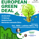 European green deal_25_sep_2020_plagat
