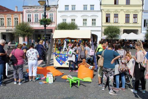 INTER NOS 2018 - Mariánske námestie